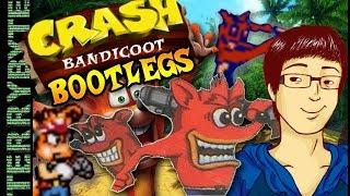 Bootleg Crash Bandicoot Games - TerryByte