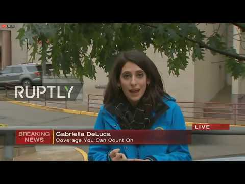 LIVE from Pittsburgh after deadly synagogue shooting