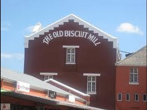 The old biscuit mill , The Neighbourgoods Market , kaapstad , cape town