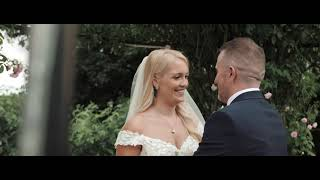 Charlotte & Tom  - Cotswold Wedding at Kingscote Barn