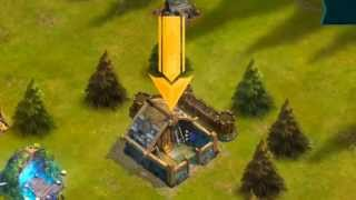 Rival Kingdoms NEW GAME Better Than CLASH OF CLANS!Funny Moments+Sky Rains Fire! RK #1