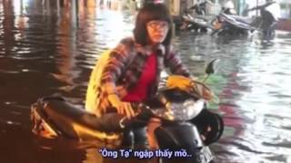 Sài Gòn ngập quá Sài Gòn ơi