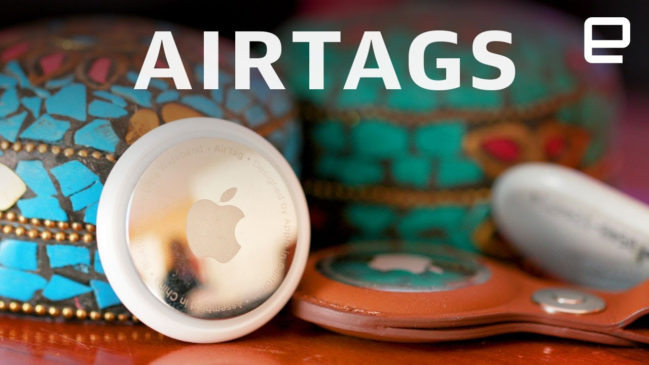Apple AirTags first look: As simple as they should be - Engadget