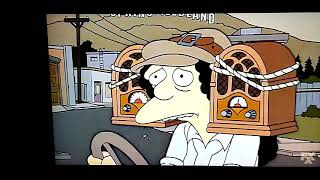 The Simpsons-War of the Worlds