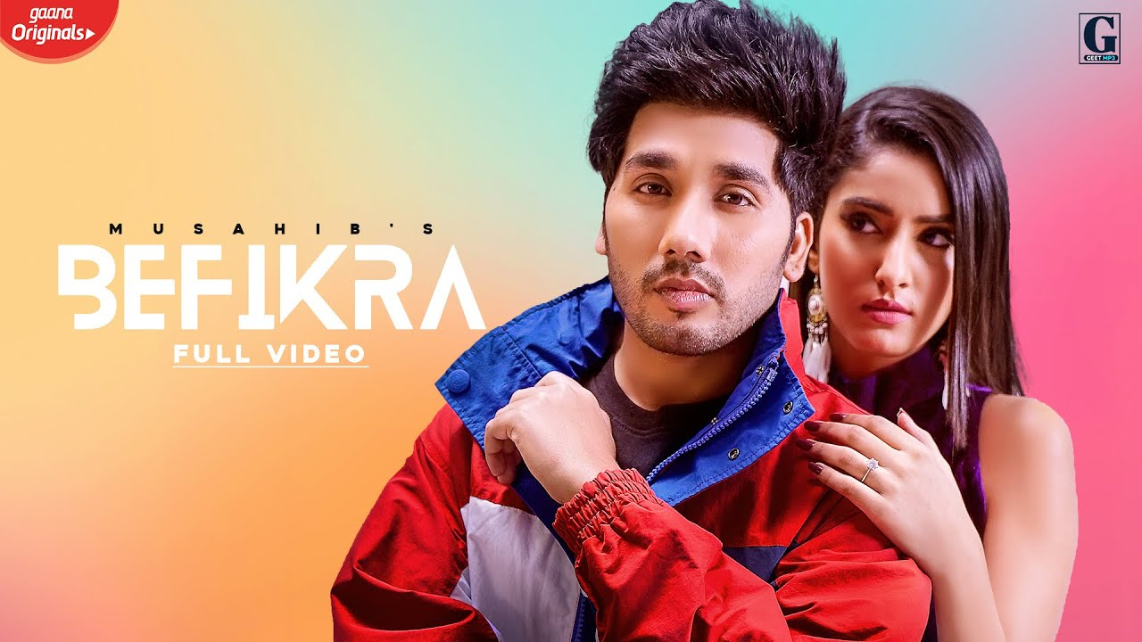 Befikra : MUSAHIB (Official Video) Satti Dhillon | Latest Punjabi Songs | GK DIGITAL | Geet MP3