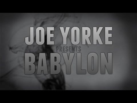 Joe Yorke - Babylon (Kinetic Typography Video)