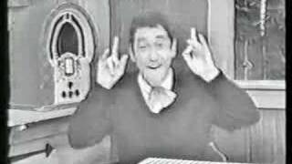 Sandy Becker - Soupy Sales - Fred Scott Interview - Part 1