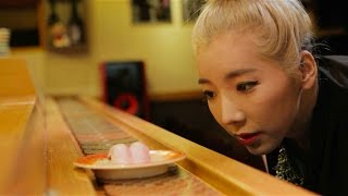 TOKiMONSTA plays DJ set with Sushi - Sushi Sequencer
