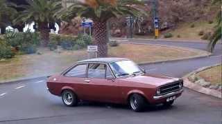 ford escort mk2 drift madeira