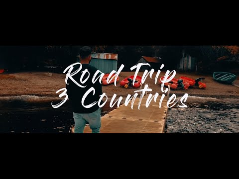 Road Trip  (United Kingdom) Drone Footage 2019