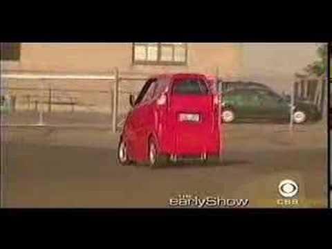 Sema 2007 Tango Commuter Cars Youtube