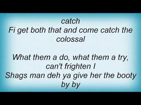 Shaggy - Soon Be Done Lyrics