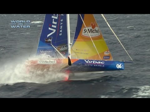 """World on Water"" November 04.16 Sailing TV News (Euro) ETNZ, AC, Vendee Globe more"