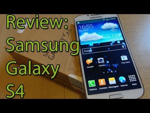 Prova em vídeo: Samsung Galaxy S4   Tudocelular.com
