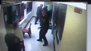 Video shows jail struggle that preceded man's death and $1.55M settlement
