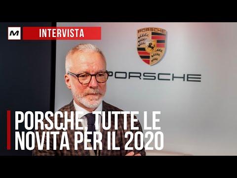 Porsche Italia | Tutte le novità per il 2020