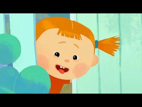 Мультфильм на канале карусель про девочку