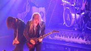 Arch Enemy - The World Is Yours (Nottingham Rock City 2018)