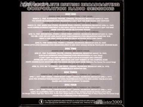 Sunshine Woman - Led Zeppelin (live London 1969-03-19) [BBC]