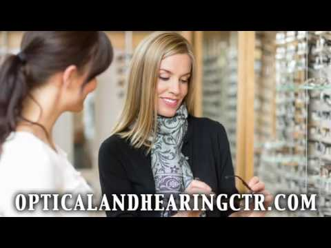 The Optical Center - Finding the Right Eye Glasses