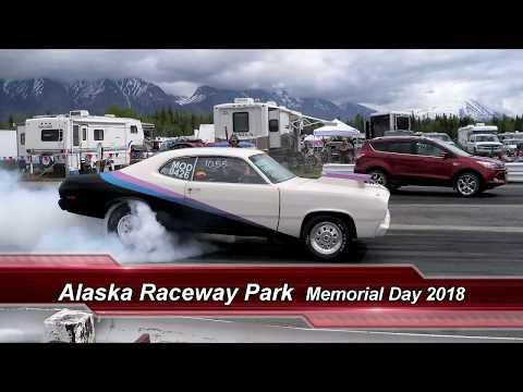 Alaska Raceway Park Memorial Day 2018 Potpourri