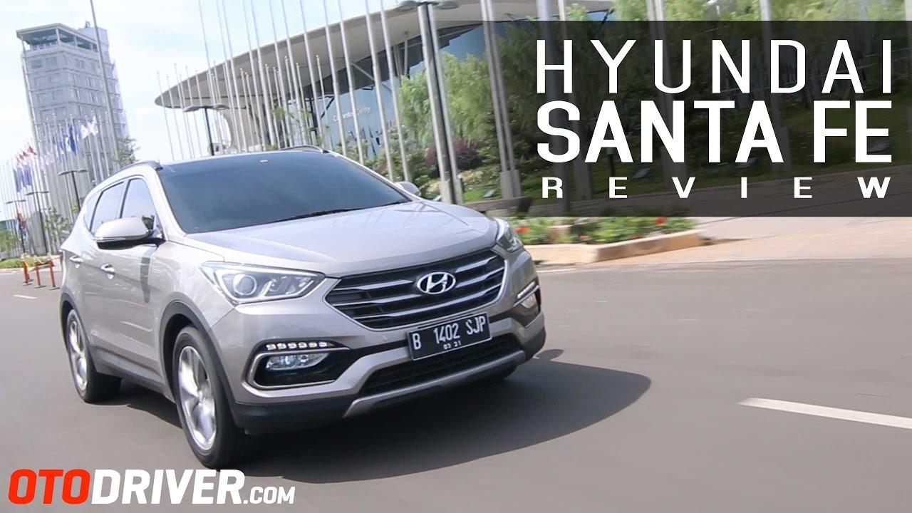 2016 Hyundai Santa Fe >> Hyundai Santa Fe 2016 Review Indonesia Otodriver
