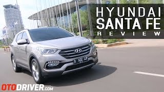 Hyundai Santa Fe 2016 Review Indonesia | OtoDriver
