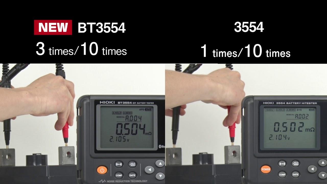 BATTERY TESTER BT3554 - Hioki