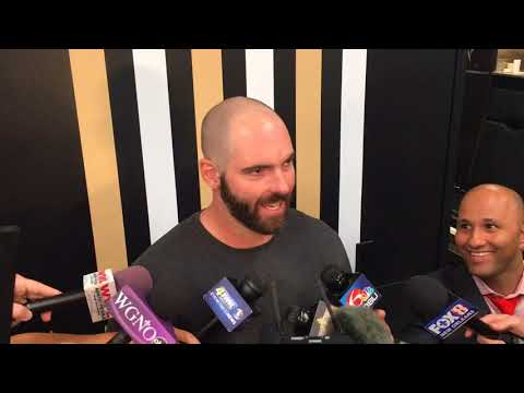 Max Unger says he feels good ahead of season opener