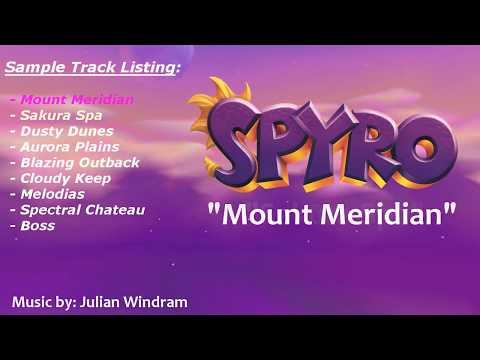 Spyro Soundfont - Custom Tracks (Previews)