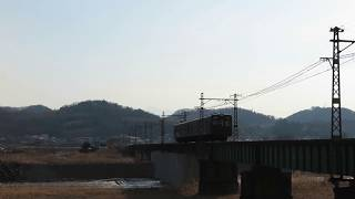 上信電鉄200形 鏑川橋梁3