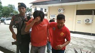 Polisi Bekuk Dua Pengedar Sabu