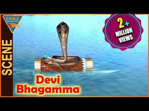 Devi Bhagamma Hindi Movie || Devi Bhagamma Appear To See The Peoples || Eagle Hindi Movies