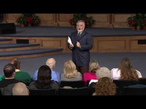 PAY ATTENTION: Heeding Conscience (Part 5)(Dec 9, 2016) Keith Moore