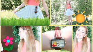 GRWM~ Summer Makeup, Hair & Outfit!! Thumbnail