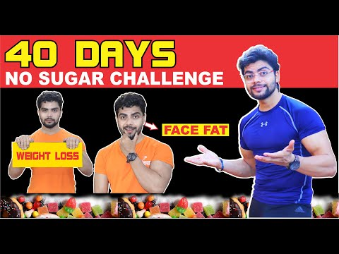 40-days-no-sugar-challenge-|-weight-loss-&-face-fat-|