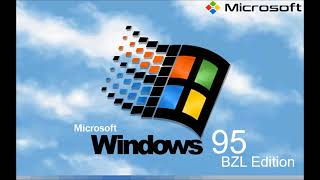 Windows 95 Mega History (95 BC-1 2004ATE) - Windows Supporter [REUPLOAD]