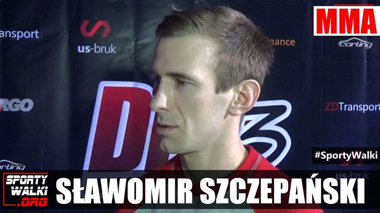 Sławomir Szczepański przed Dragon Fight Night 3