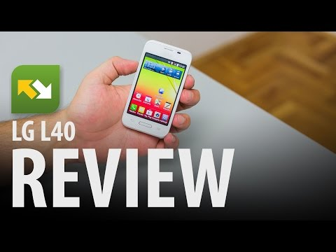 LG L40 : Review