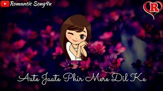 Soyi Soyi Palkon Pe Chal Ke | Bahara Letest Whatsapp Status | Romantic Song4u