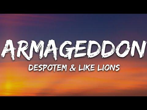 Despotem Like Lions - Armageddon 7Clouds Release