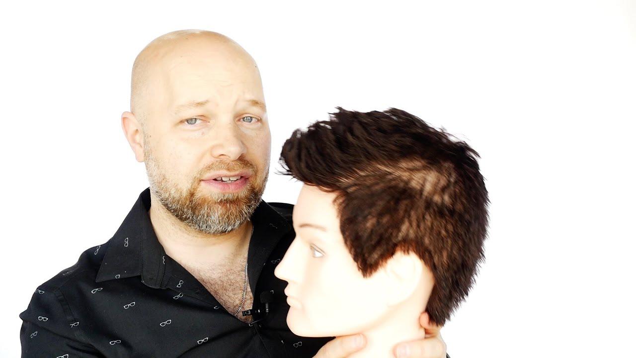 Uncharted 4 - Nathan Drake Haircut - TheSalonGuy - YouTube