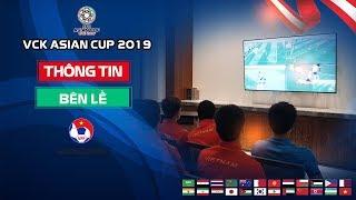 Đội tuyển Việt Nam hào hứng trải nghiệm công nghệ VAR tại Tứ kết Asian Cup 2019   VFF Channel