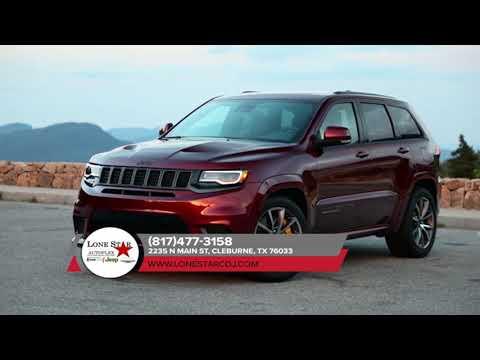 2018 Jeep Grand Cherokee Everman TX | New Jeep Grand Cherokee Everman TX