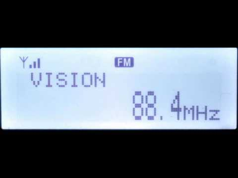 LONDON PIRATE RADIO: 88.4 VISION (jingles)