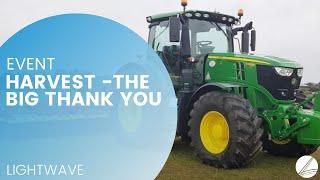 The Big Thank You- Harvest Celebration