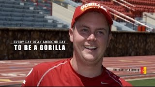 The Heart of a Gorilla - Pittsburg State University