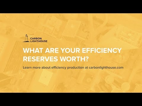 What are your Energy Efficiency Reserves Worth?