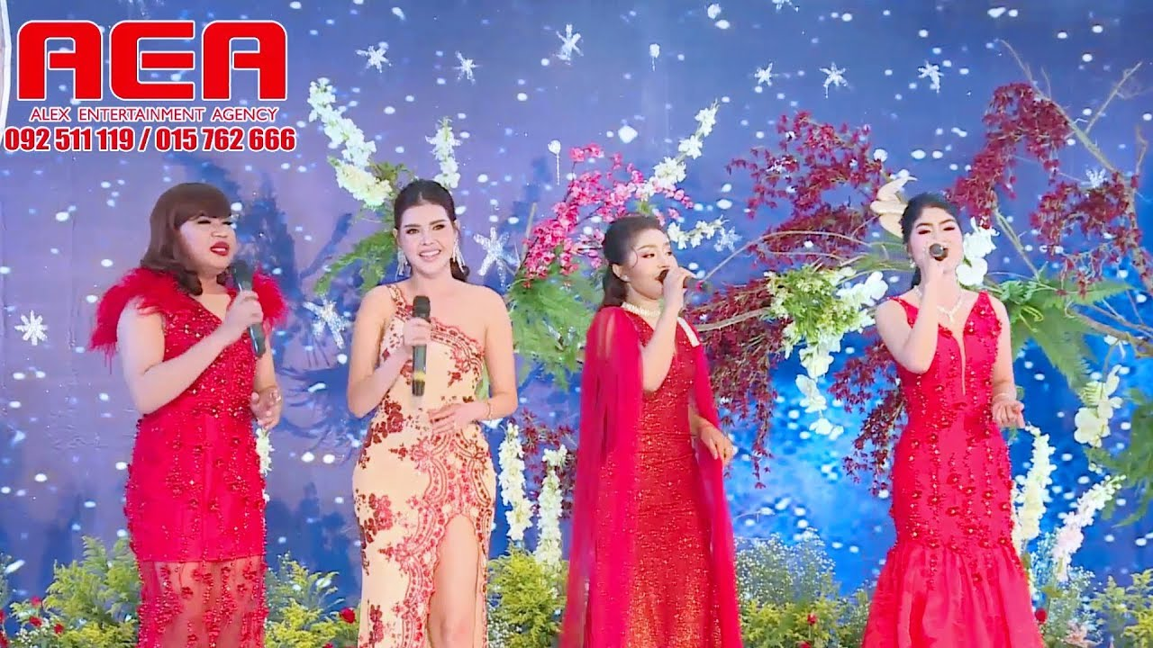 Alex Etertainment, orkes new 2019, Khmer song, cambodian wedding dance, Moryoura official-3