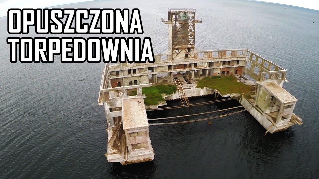 Tajna Hitlerowska Torpedownia na Bałtyku – Urbex History